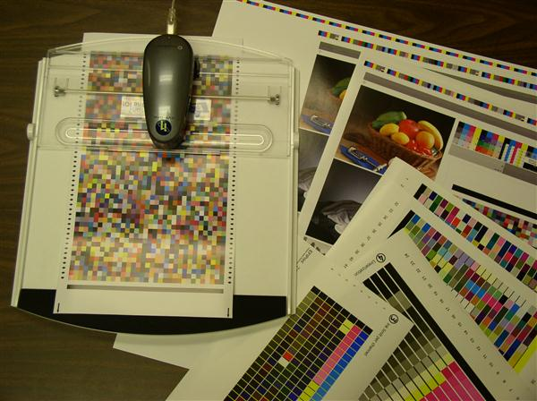 Graphic printing for commercial businesses