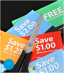 Coupon printing services
